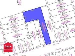 10755289 - Terrain vacant à vendre