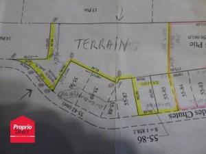 21428575 - Terrain vacant à vendre