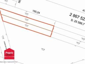 12414068 - Terrain vacant à vendre