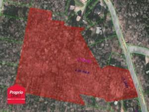 17301493 - Terrain vacant à vendre