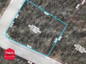 18271039 - Terrain vacant à vendre