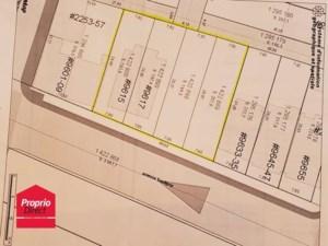 20615063 - Terrain vacant à vendre