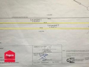 14574553 - Terrain vacant à vendre