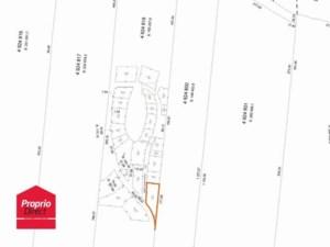 25833432 - Terrain vacant à vendre