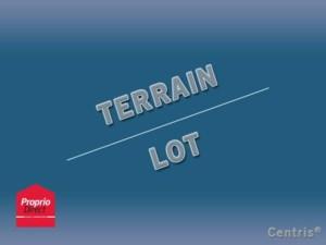 17720201 - Terrain vacant à vendre