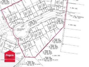14268624 - Terrain vacant à vendre