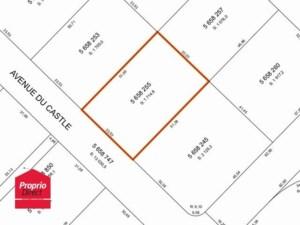 16554940 - Terrain vacant à vendre