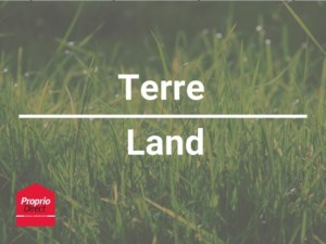 16534656 - Terrain vacant à vendre