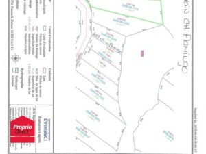 19058798 - Terrain vacant à vendre