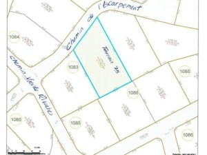 23612484 - Terrain vacant à vendre
