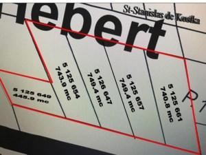 19793661 - Terrain vacant à vendre