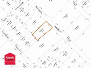 15635839 - Terrain vacant à vendre