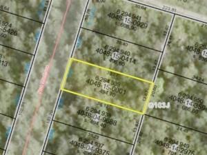 24446182 - Terrain vacant à vendre