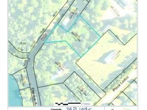 24541949 - Terrain vacant à vendre