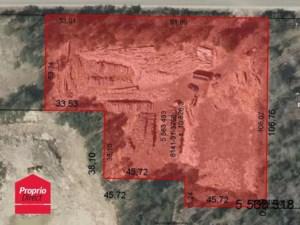 20952482 - Terrain vacant à vendre