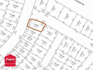 26129194 - Terrain vacant à vendre