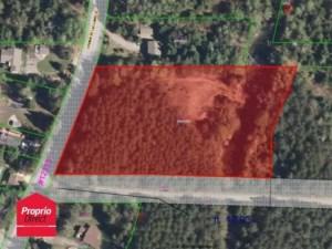 10008579 - Terrain vacant à vendre
