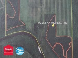 19719664 - Terrain vacant à vendre