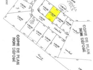 20652115 - Terrain vacant à vendre