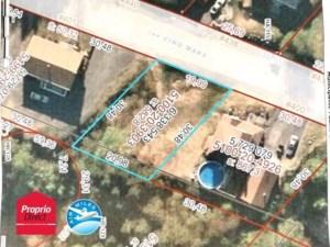 22425565 - Terrain vacant à vendre