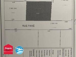 10031021 - Terrain vacant à vendre