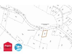 20281659 - Terrain vacant à vendre