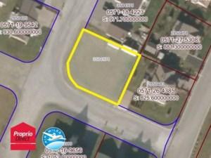 11019427 - Terrain vacant à vendre