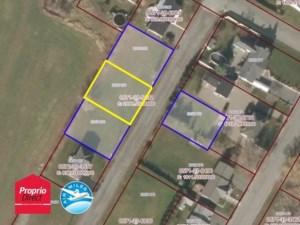 20061660 - Terrain vacant à vendre
