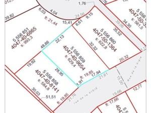 15758611 - Terrain vacant à vendre
