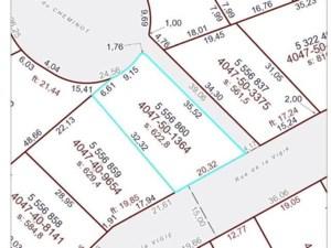 28938589 - Terrain vacant à vendre