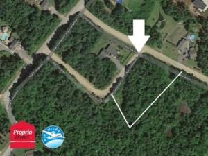 19023680 - Terrain vacant à vendre