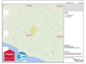 10608747 - Terrain vacant à vendre
