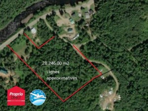 16712522 - Terrain vacant à vendre