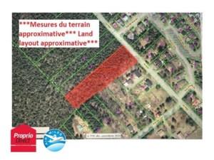 28907197 - Terrain vacant à vendre