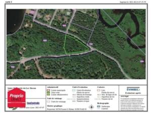 10424797 - Terrain vacant à vendre