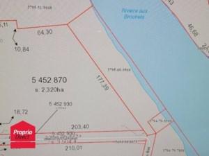 24939690 - Terrain vacant à vendre