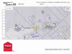 9851494 - Terrain vacant à vendre